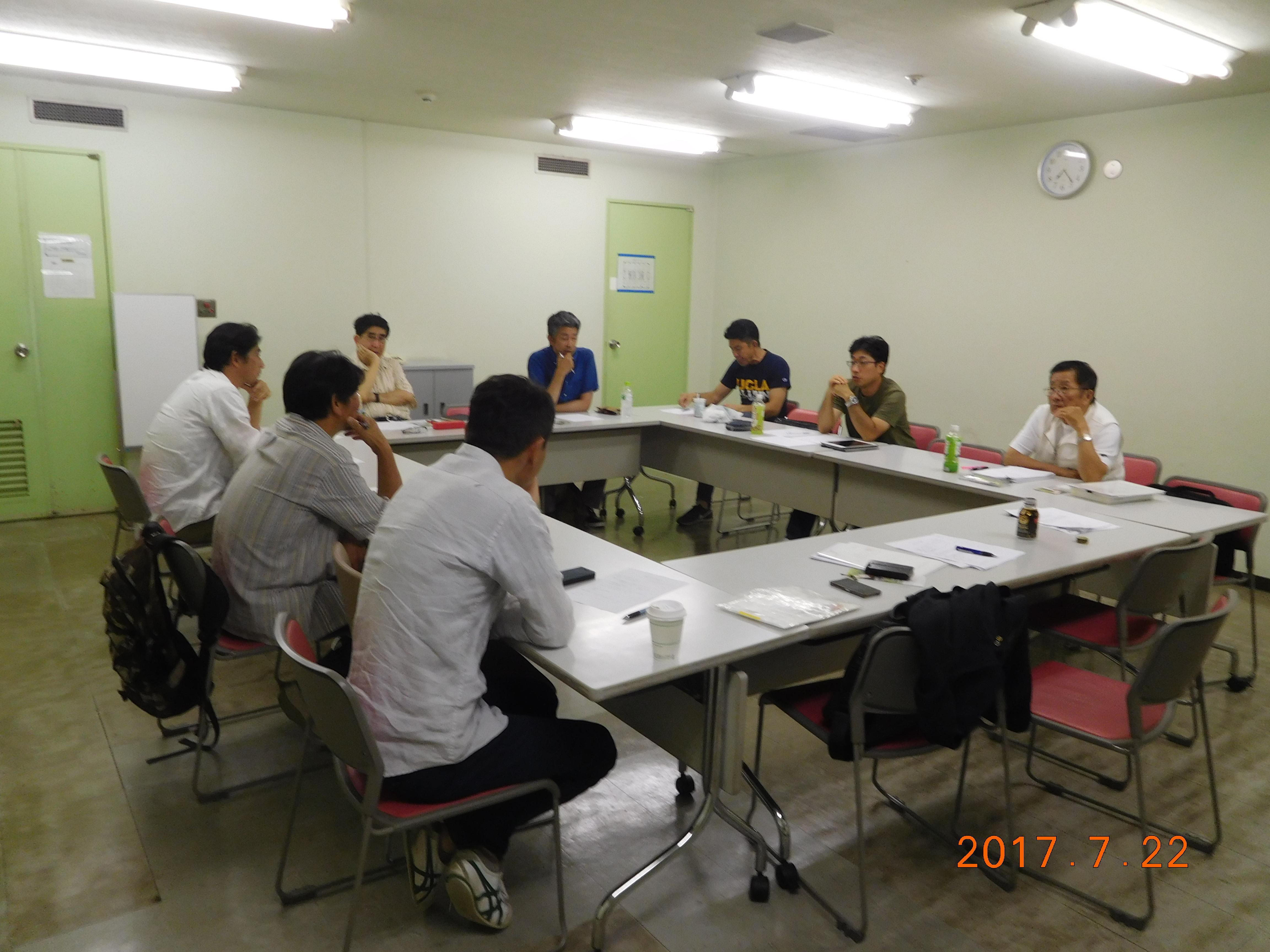 2017/07/22 神奈川県例会