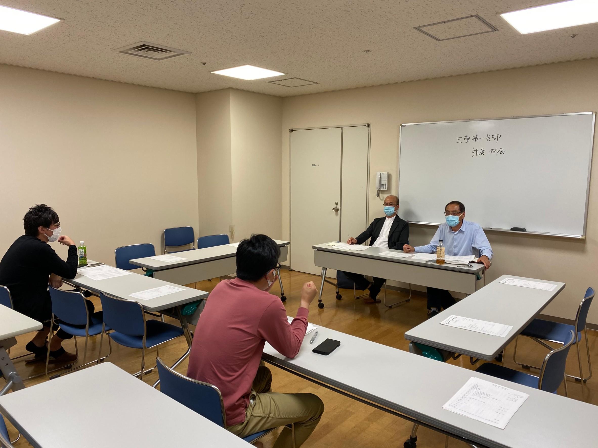 2021/05/26 三重県古民家再生協会例会