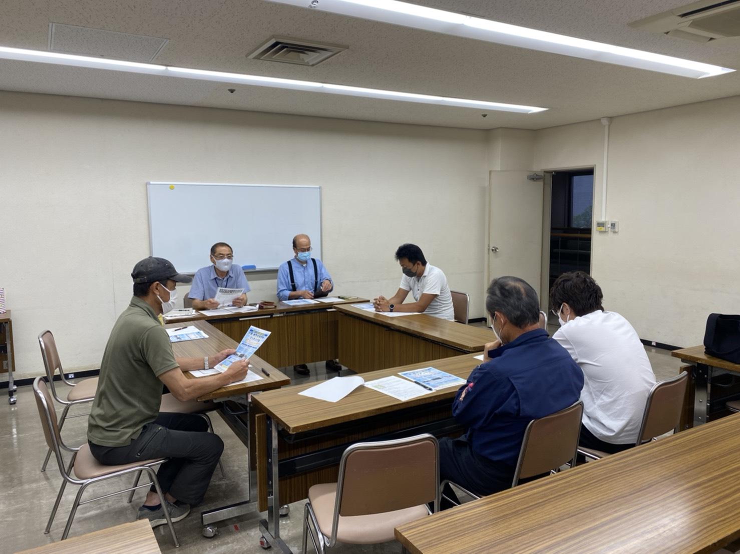 2021/06/23 三重県古民家再生協会例会
