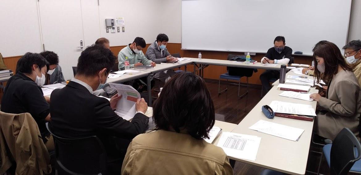 2020/11/27 徳島県古民家再生協会例会