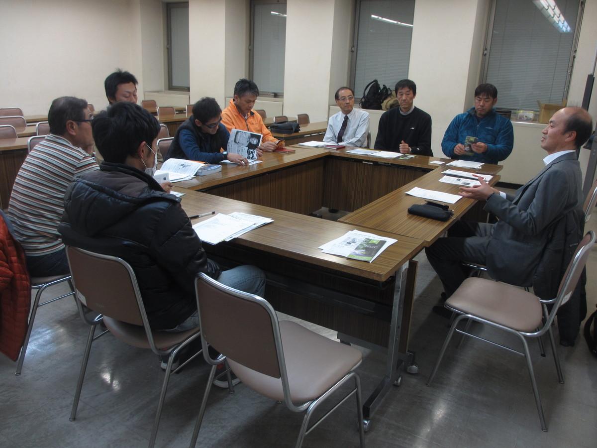2015/12/16 三重県古民家再生協会例会
