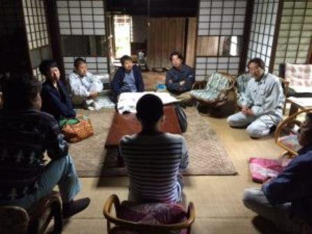 2016/05/10 茨城県古民家再生協会例会