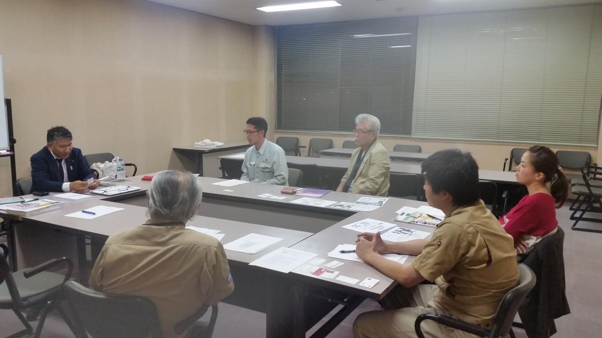 2016/05/17 愛知県古民家再生協会日進支部例会