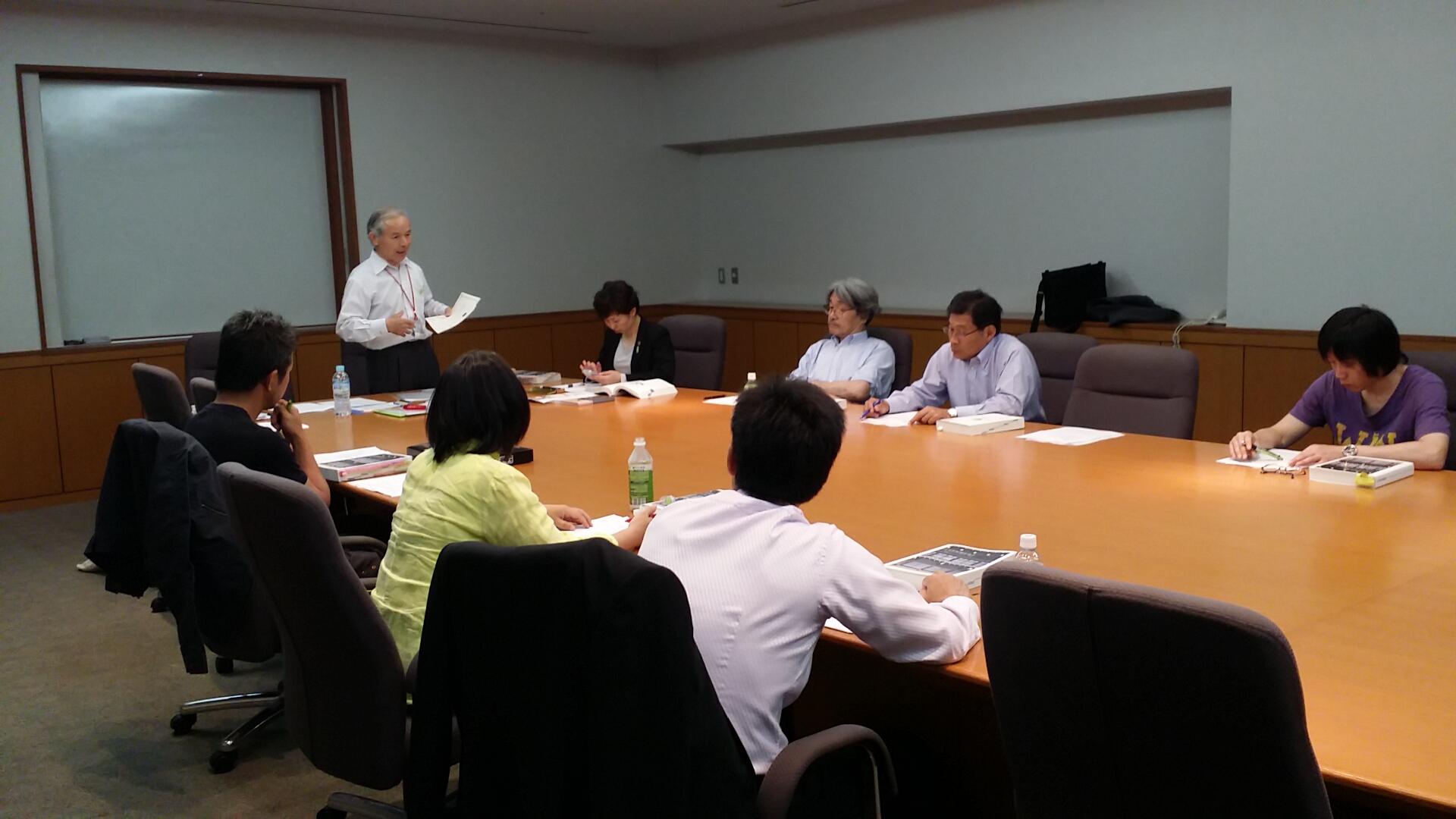 2016/05/24 福岡県古民家再生協会例会