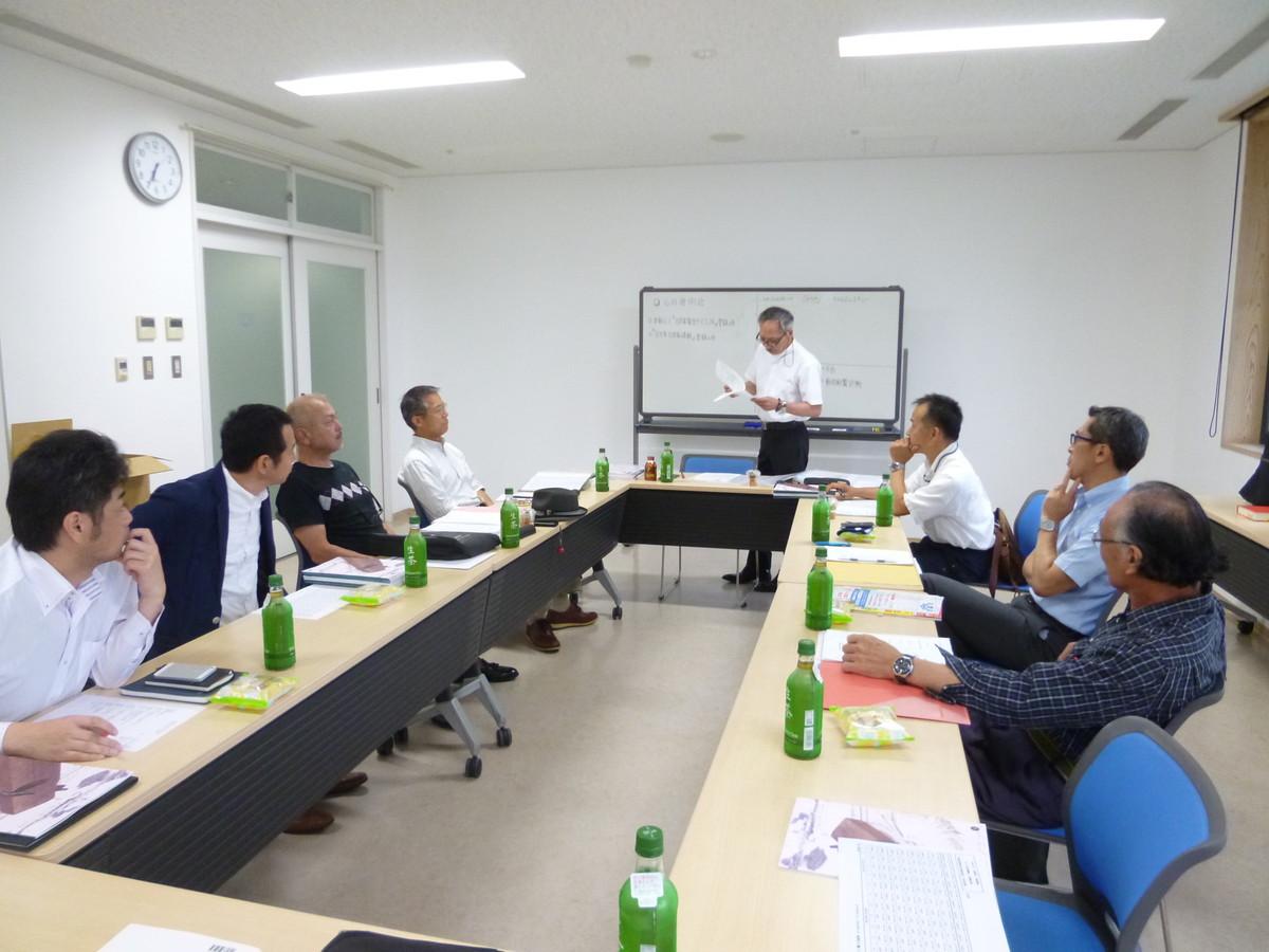 2016/06/16 鹿児島県古民家再生協会例会