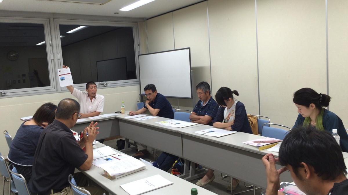 2016/06/18 京都府古民家再生協会例会