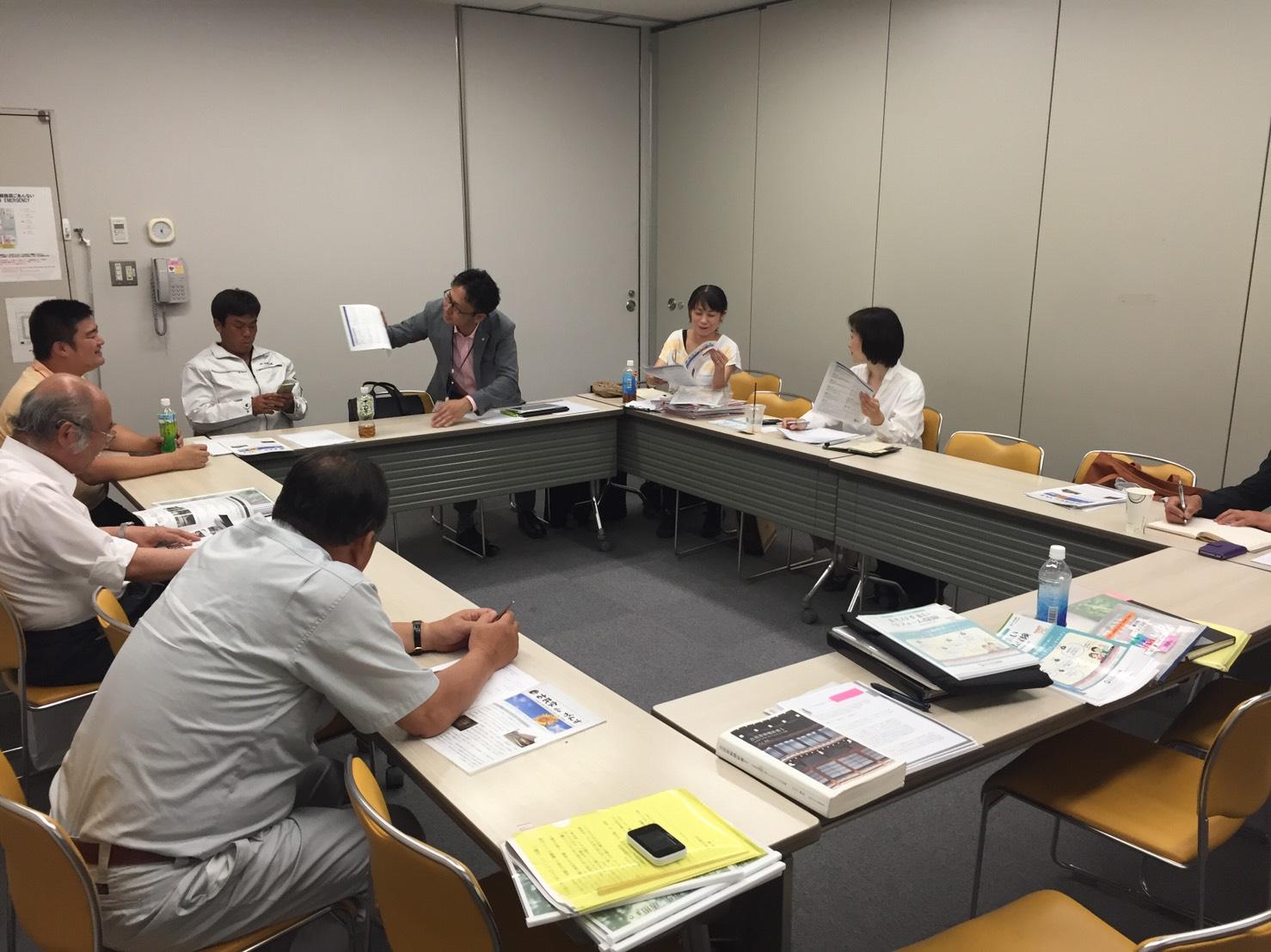 2016/06/21 古民家再生協会広島例会