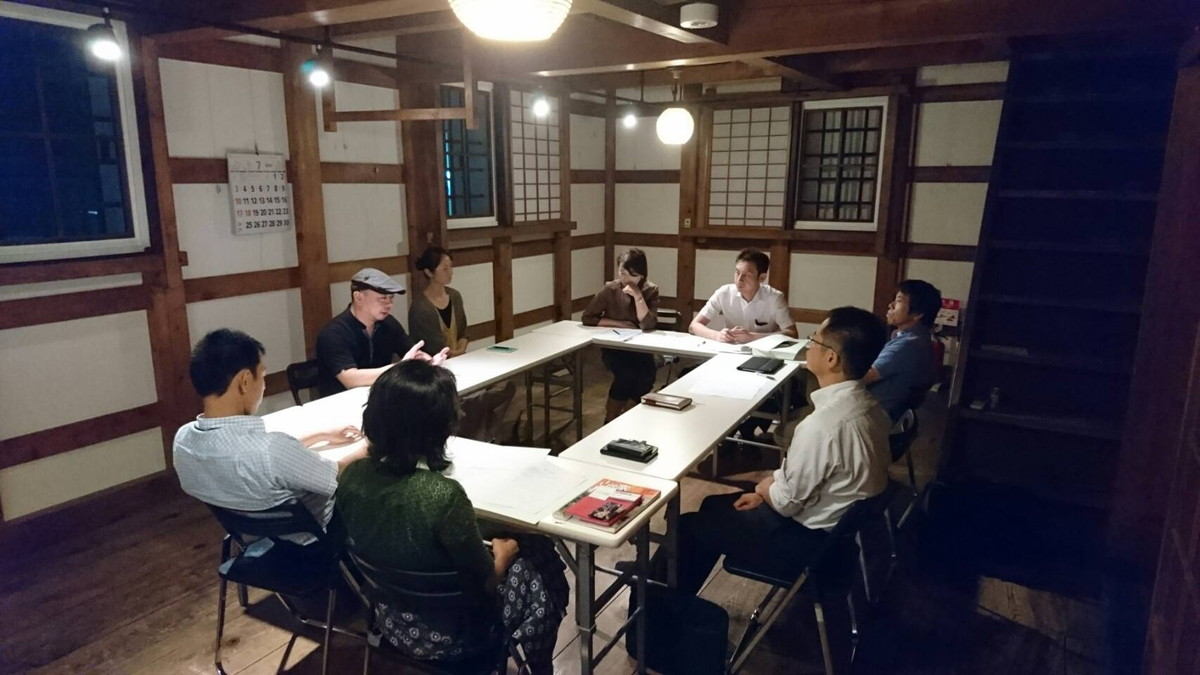 2016/07/12 古民家再生協会石川例会