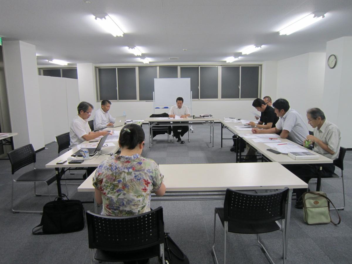 2016/07/19 山形県古民家再生協会例会