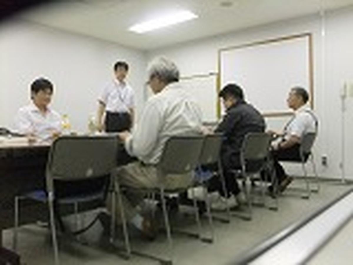 2016/07/20 岡山県古民家再生協会例会