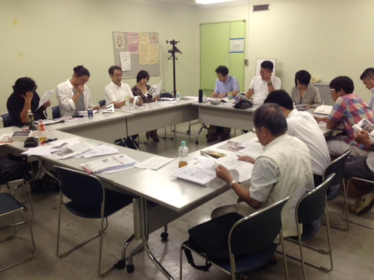 2016/07/23 古民家再生協会神奈川例会