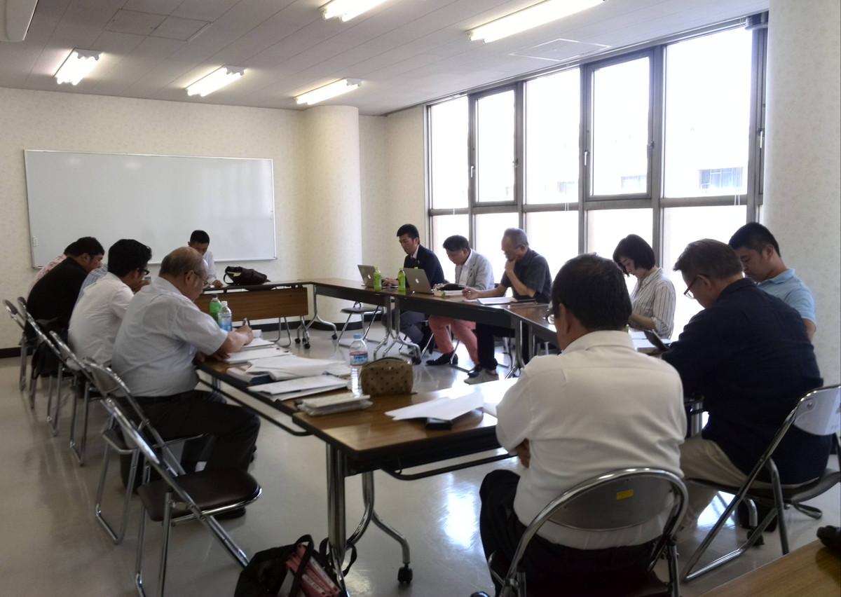2016/07/27 古民家再生協会広島例会