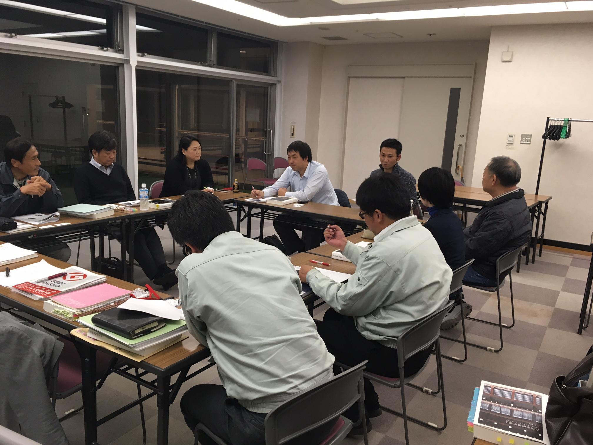 2016/11/14 岡山県南部古民家再生協会例会