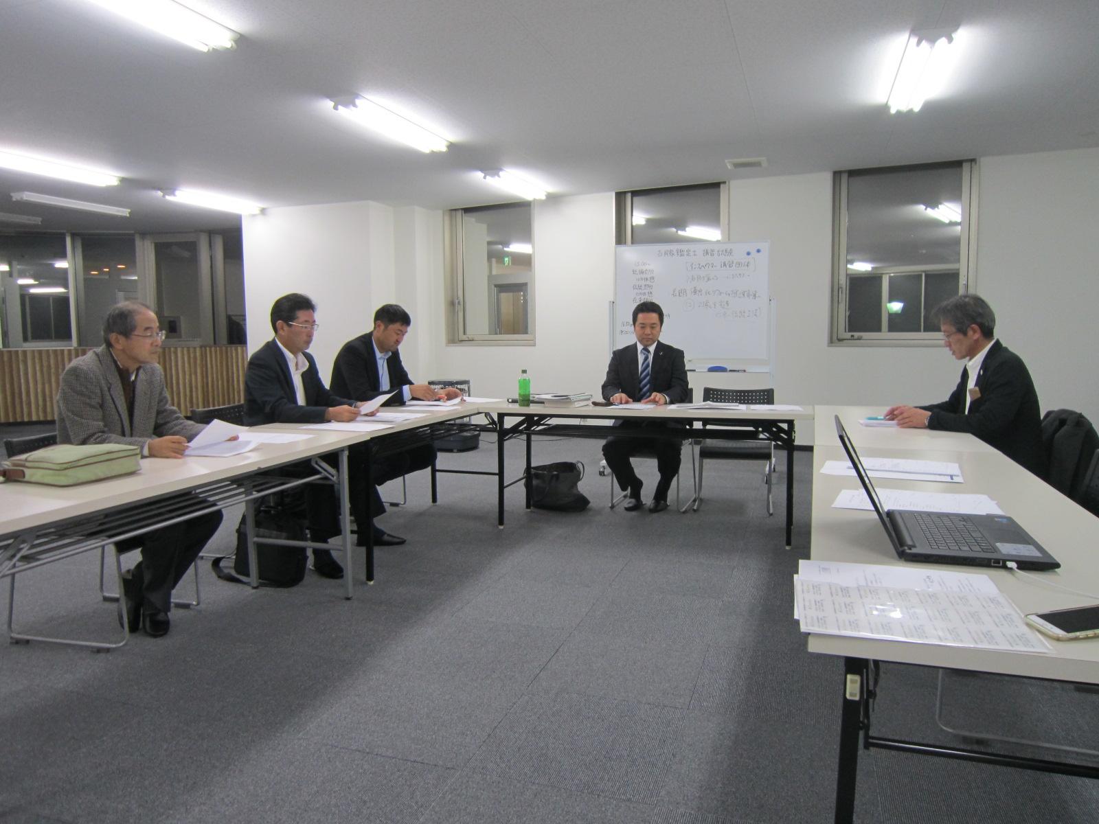 2016/11/30 山形県古民家再生協会例会