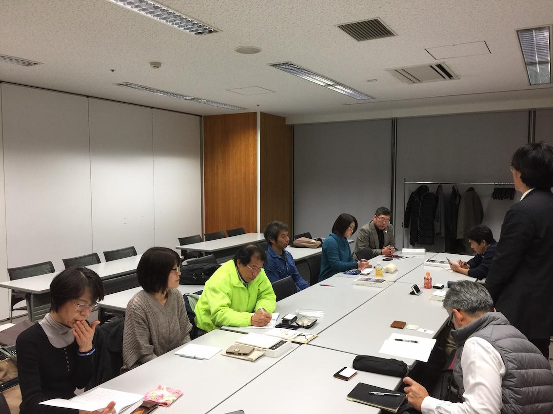 2016/12/13 静岡県古民家再生協会例会