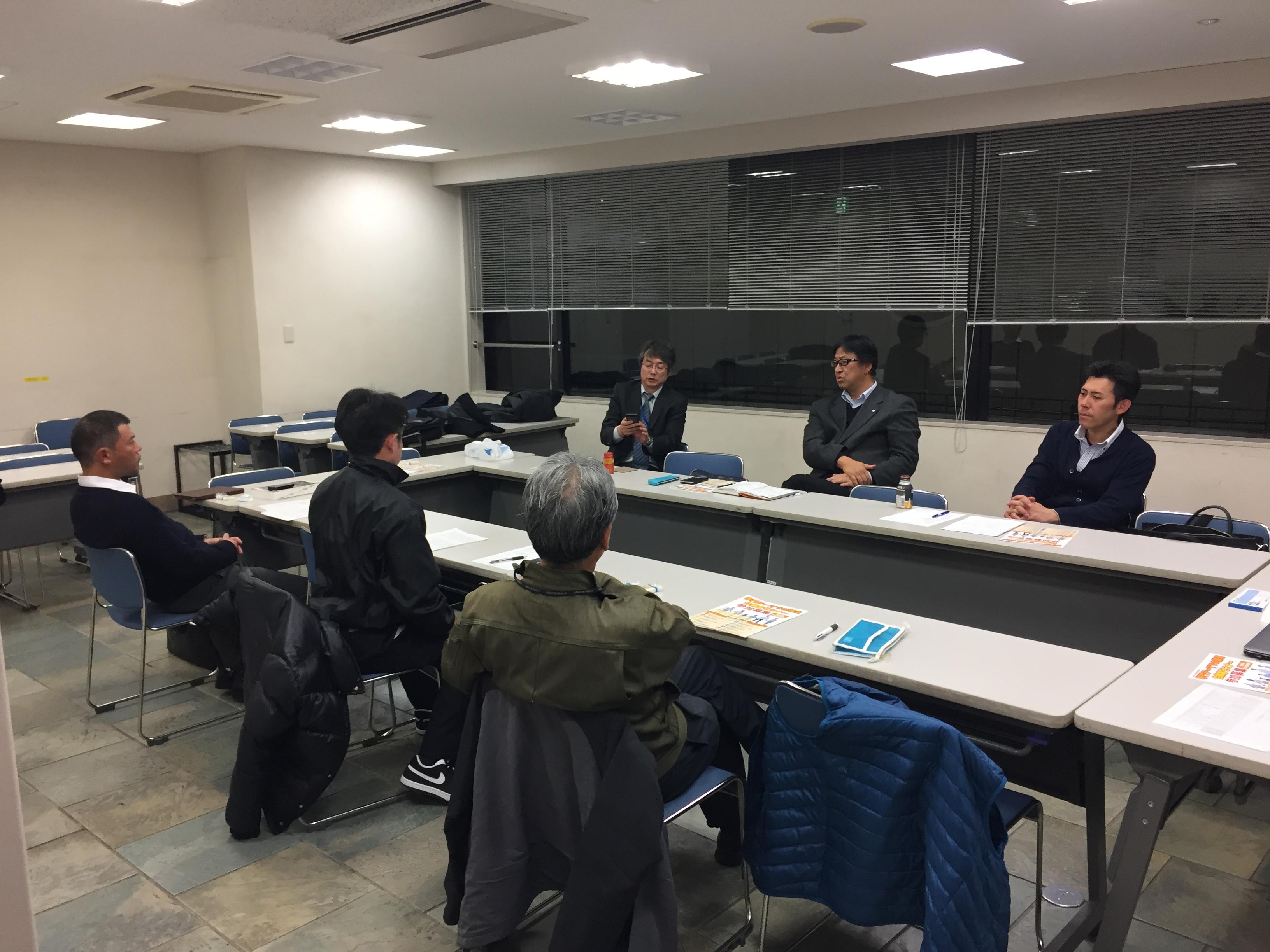2017/01/18 岐阜県例会