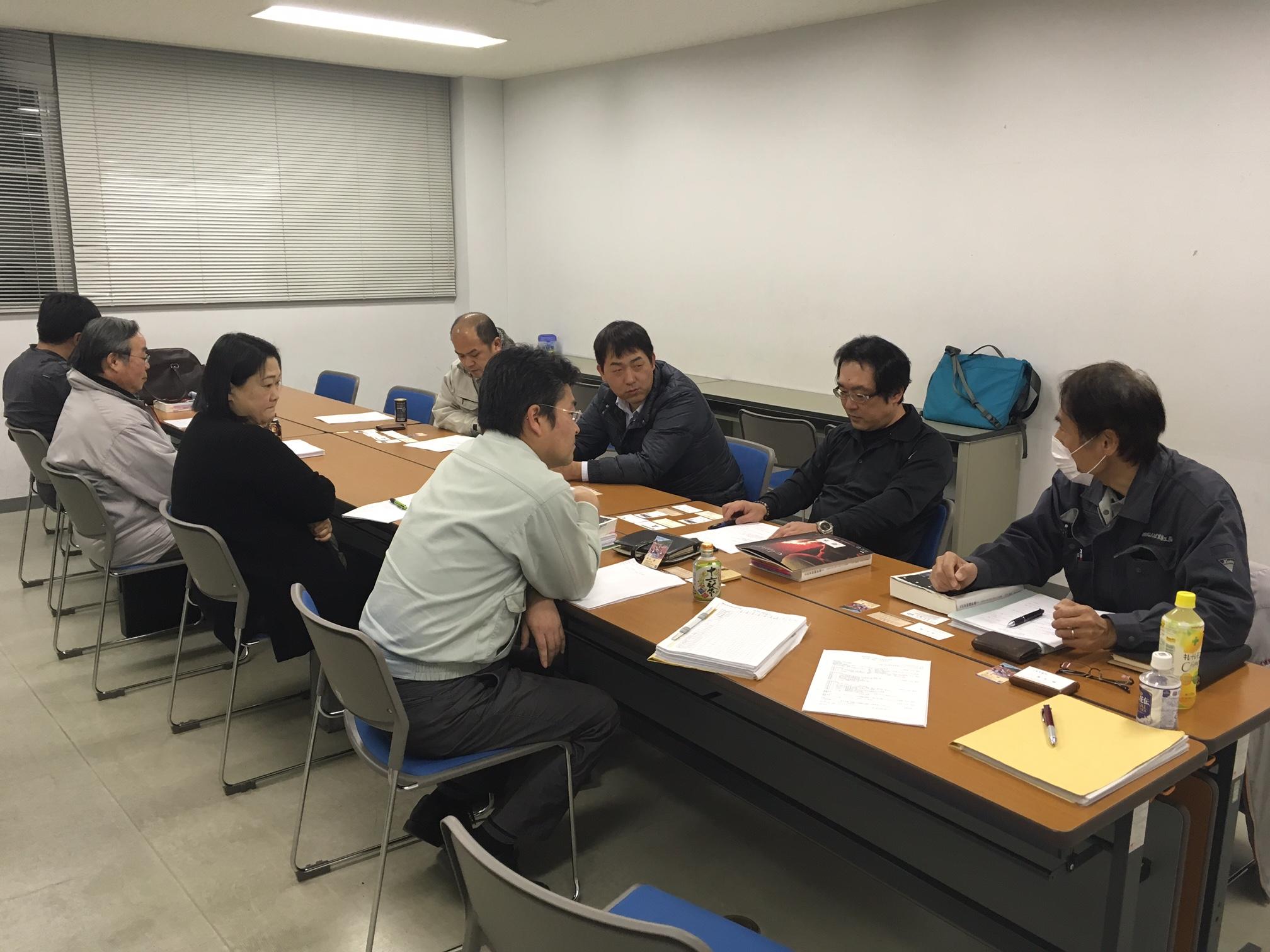2017/01/25 岡山県南部古民家再生協会例会