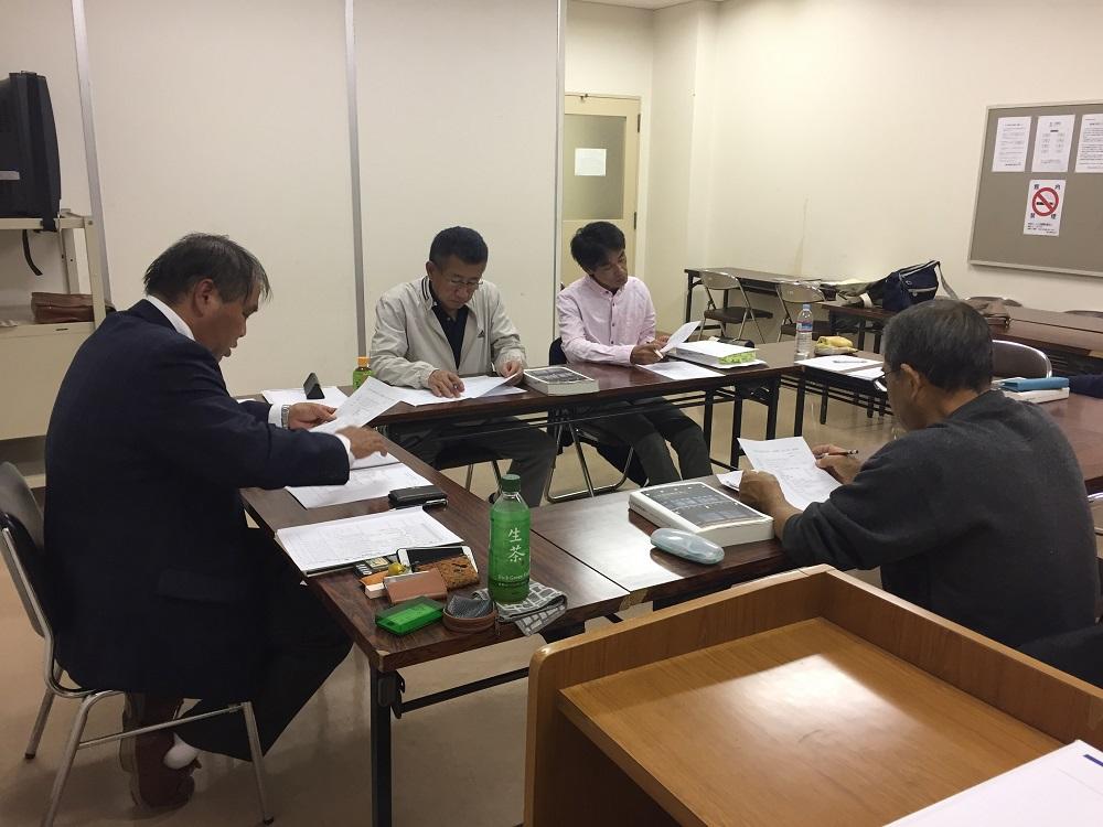 2017/11/04 福岡北部例会