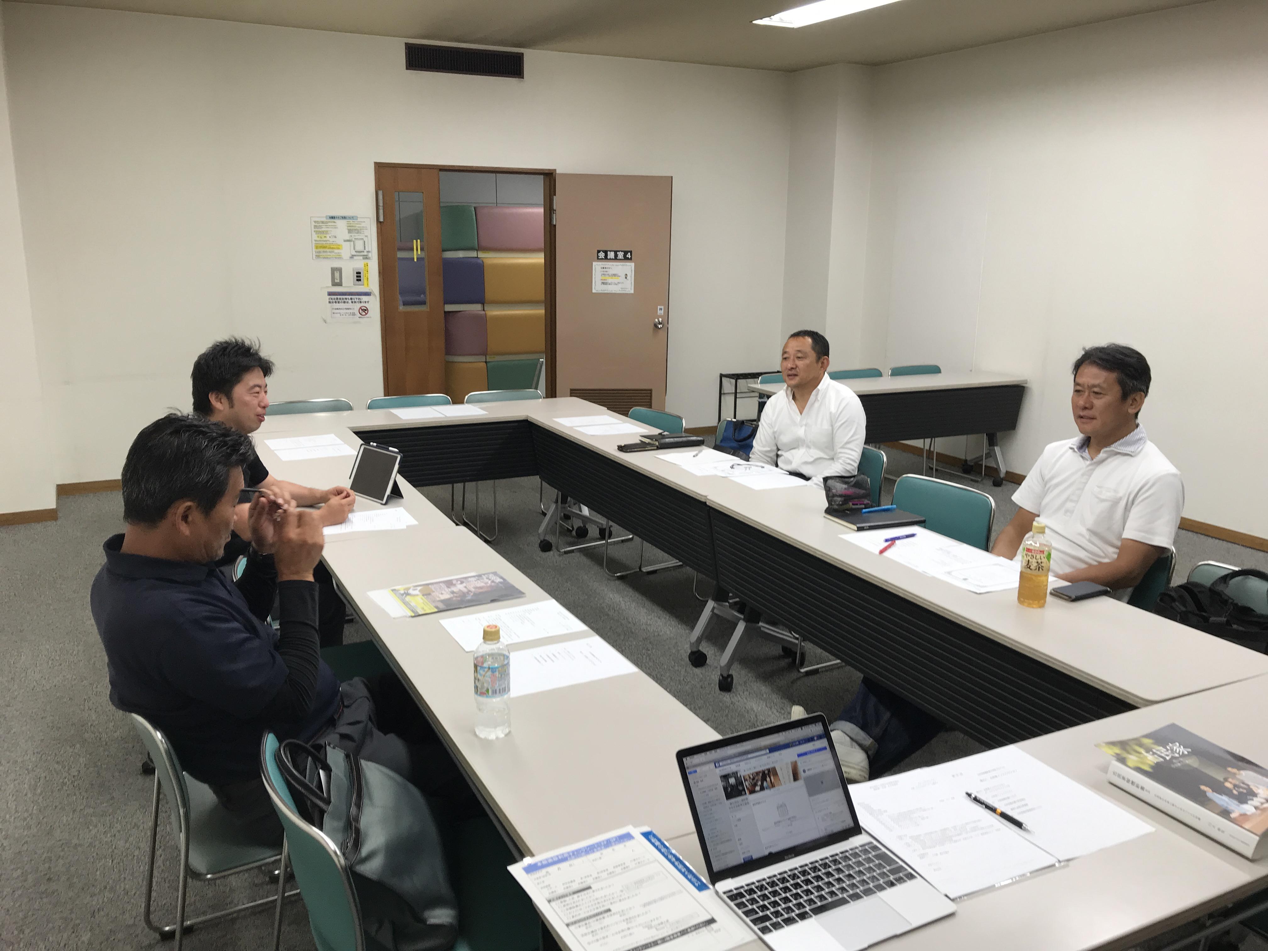 2018/08/18 福岡中央例会