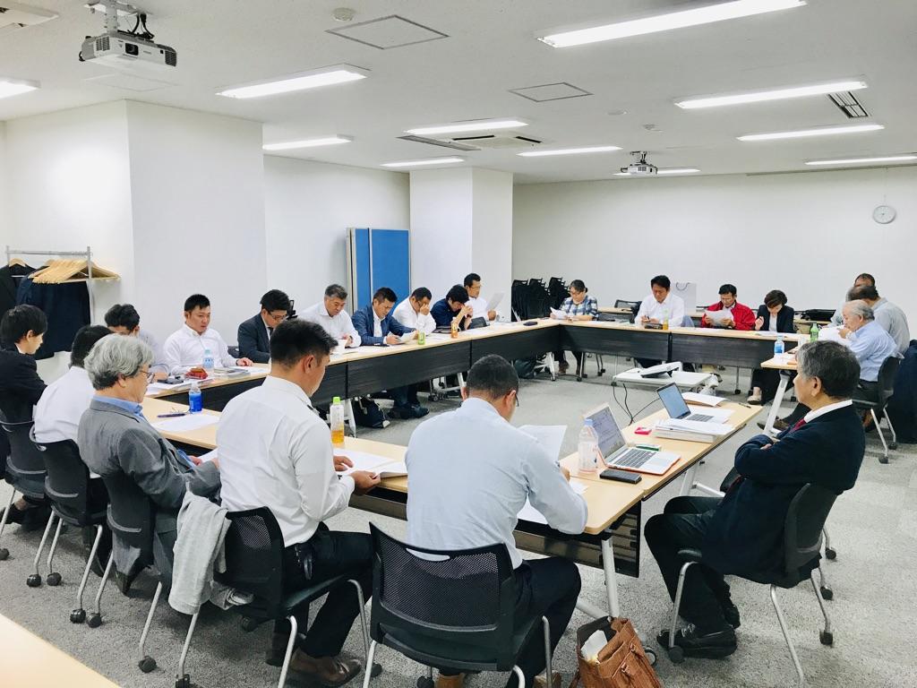 2018/10/01 福岡中央例会