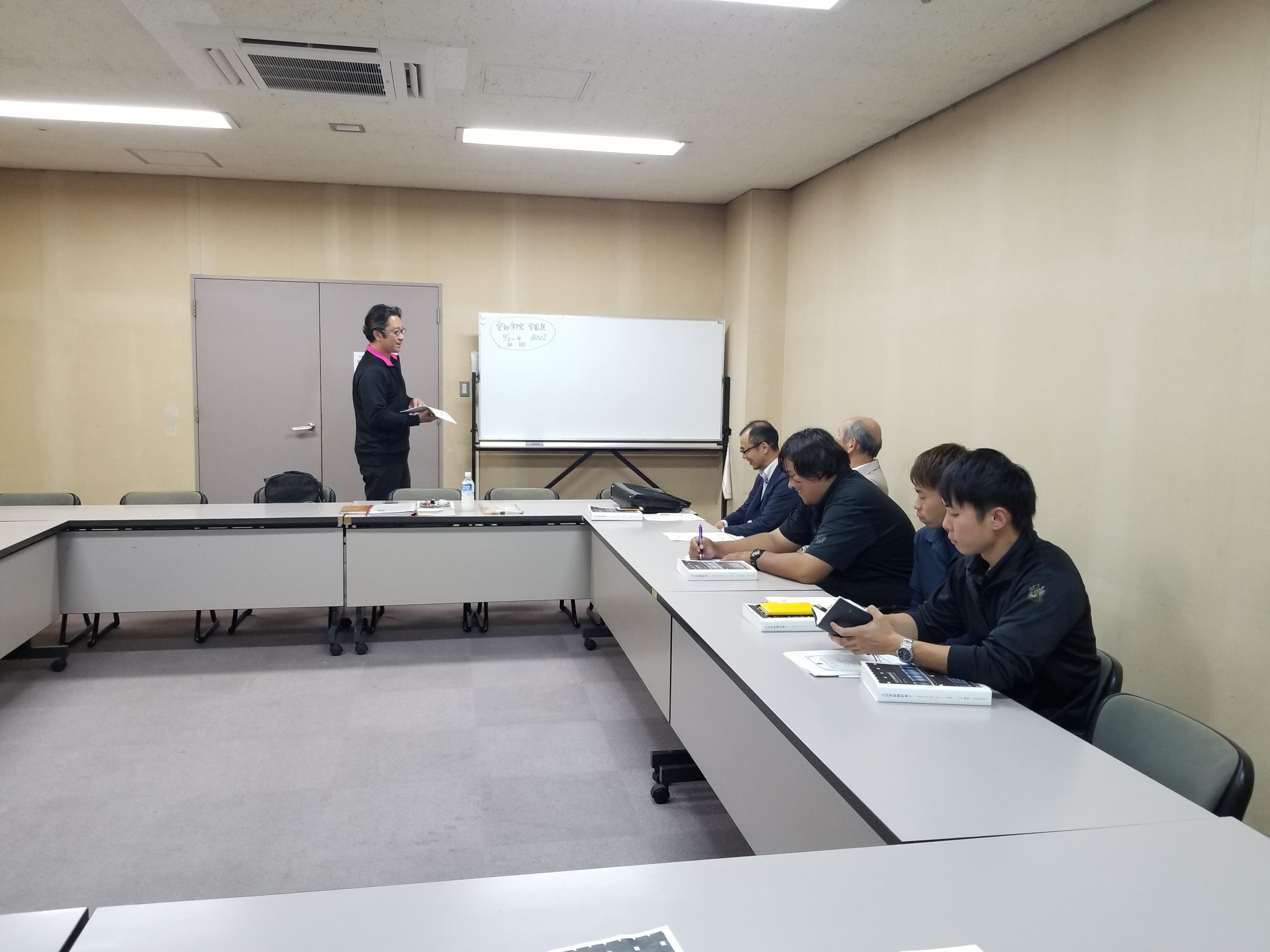 2018/10/27 日進例会