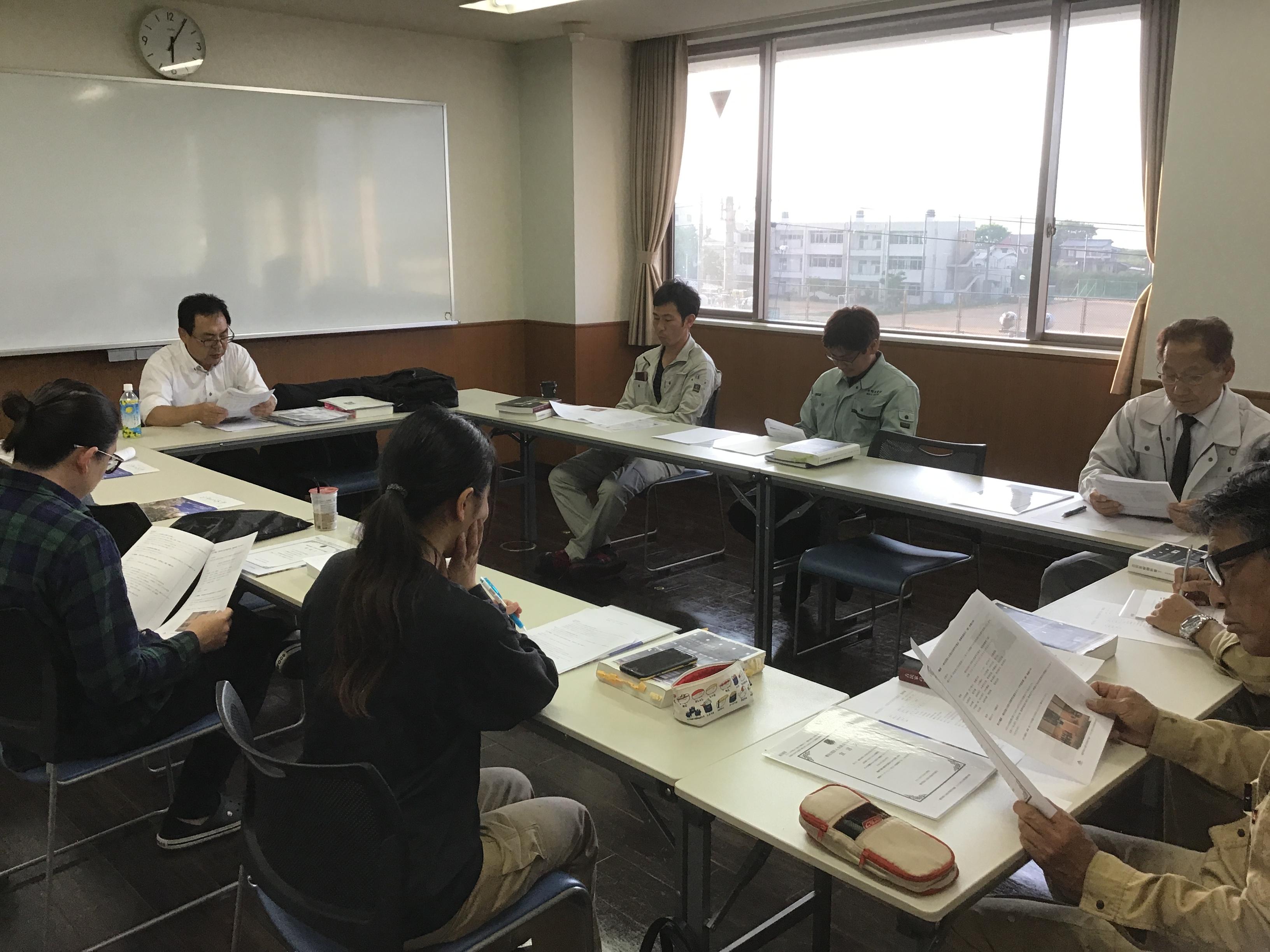 2019/05/14 徳島例会