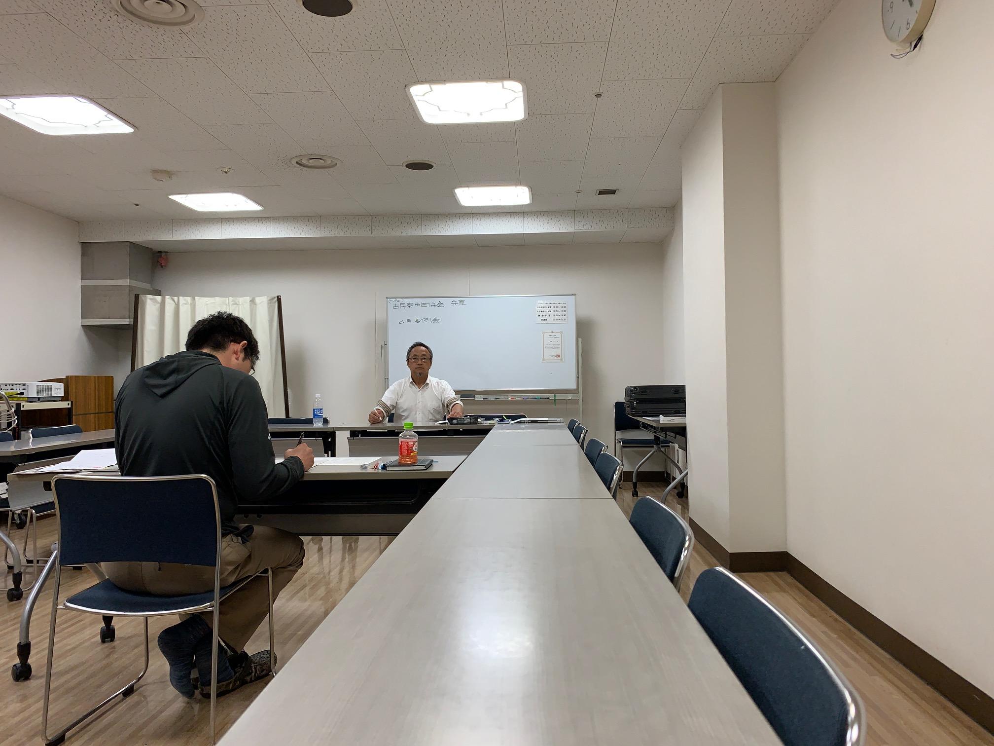 2019/06/10 兵庫例会