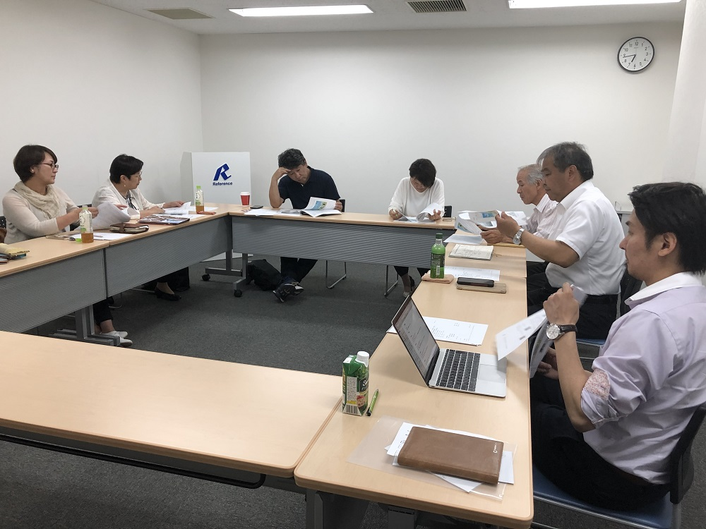 2019/06/12 福岡合同例会