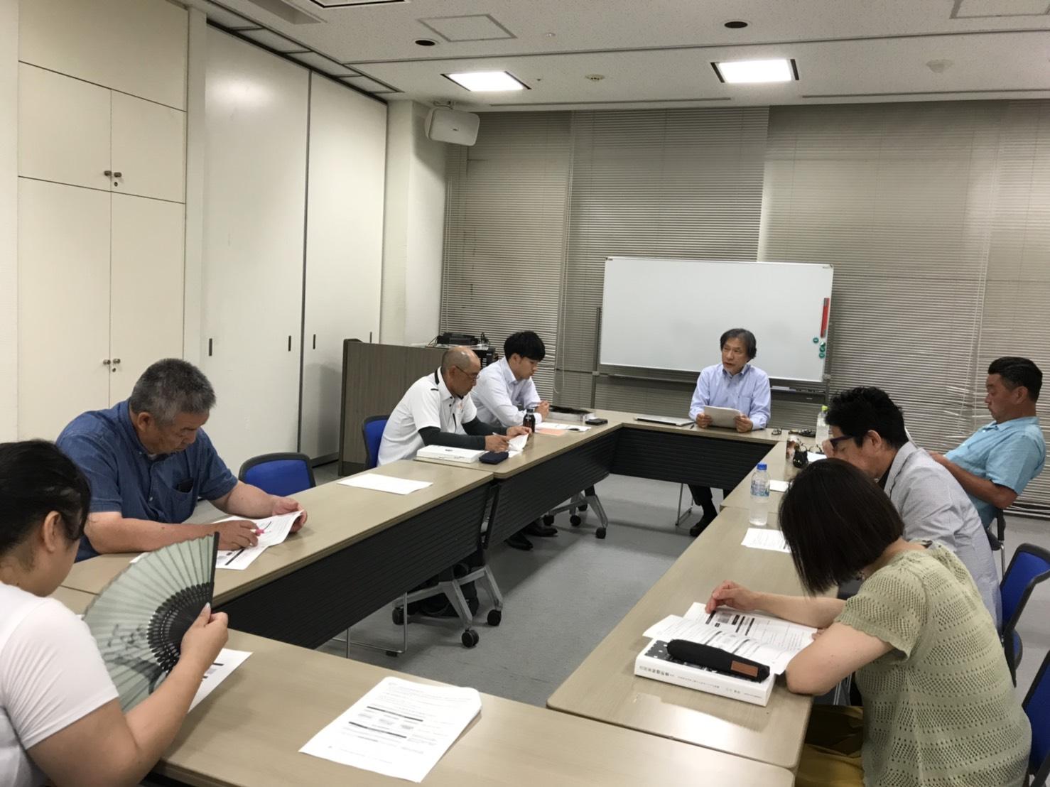 2019/07/20 北海道例会