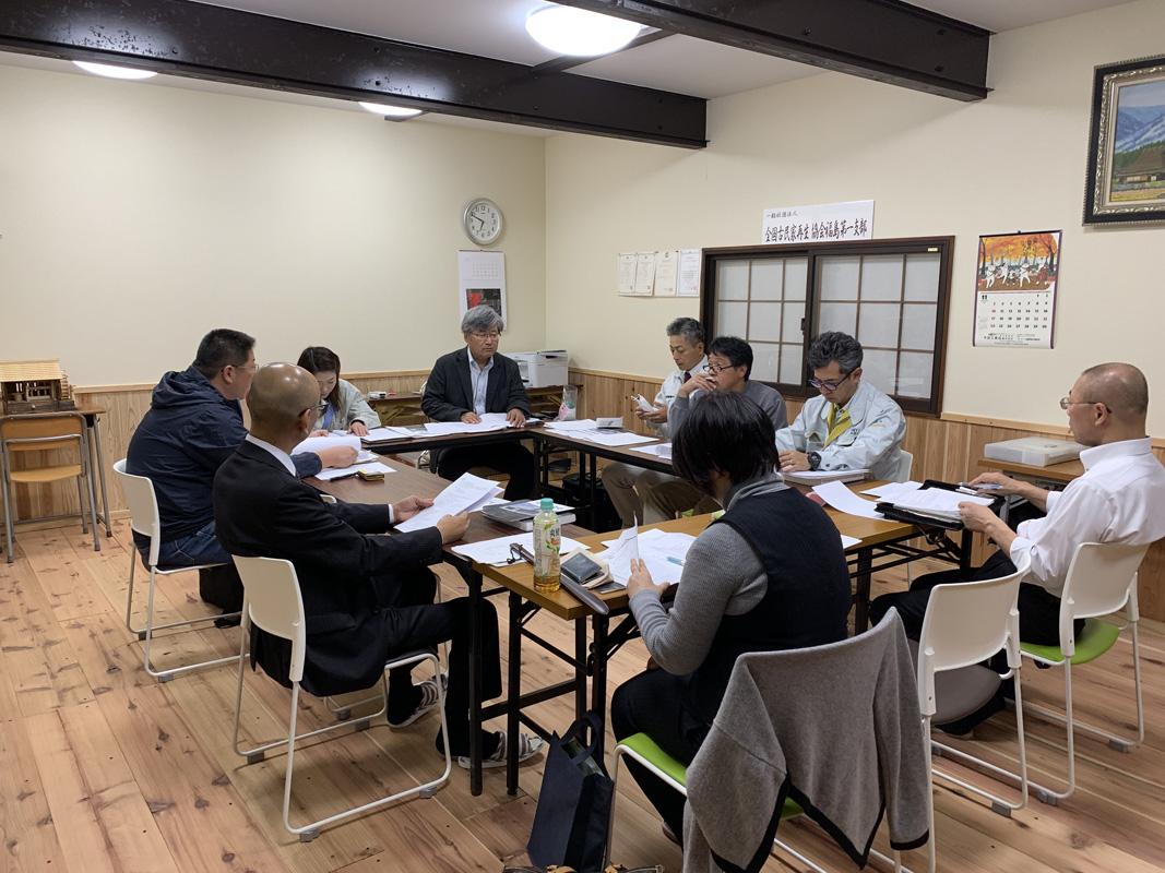 2019/11/05 福島例会