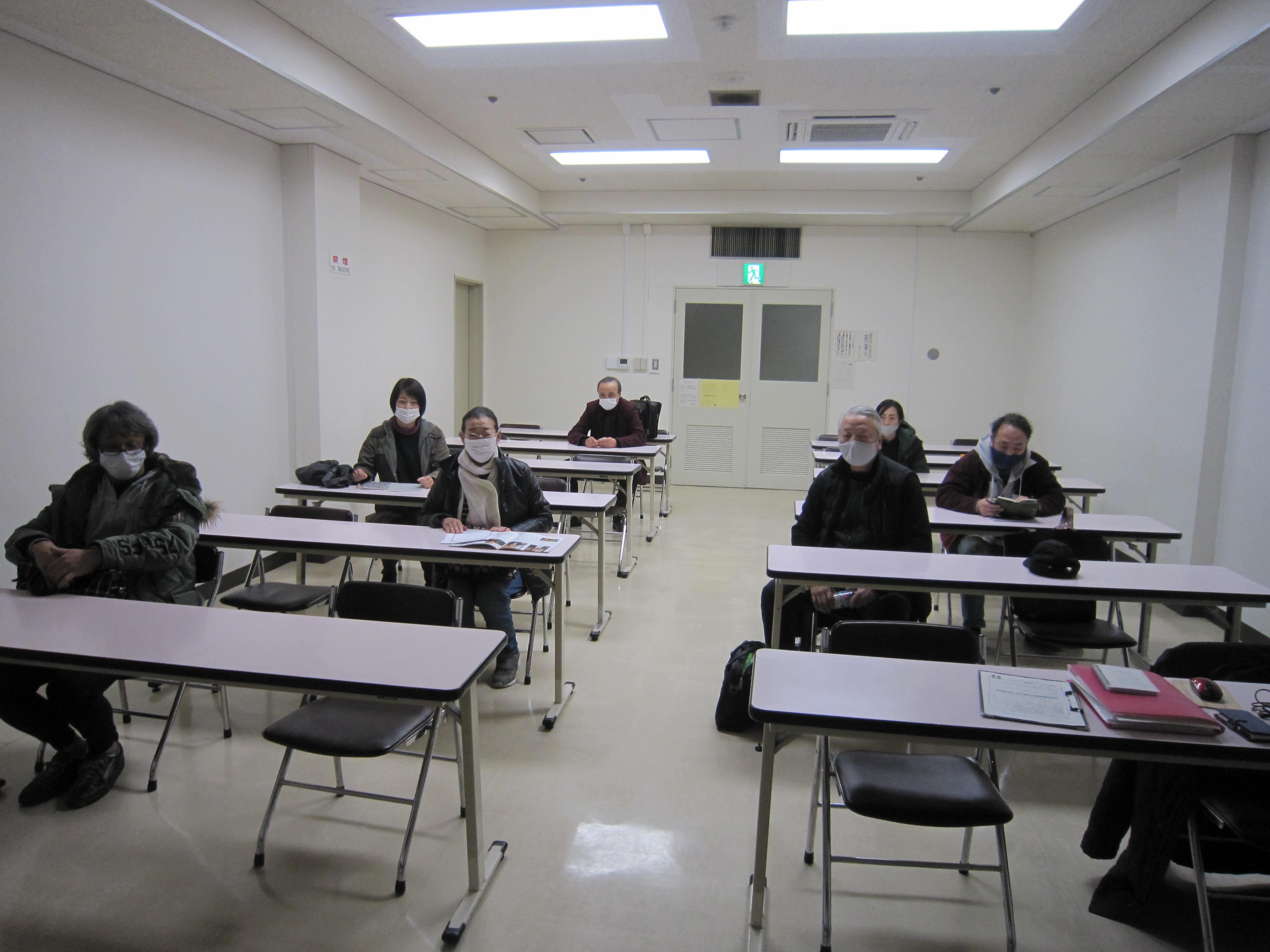 2021/01/16 古民家再生協会宮城例会