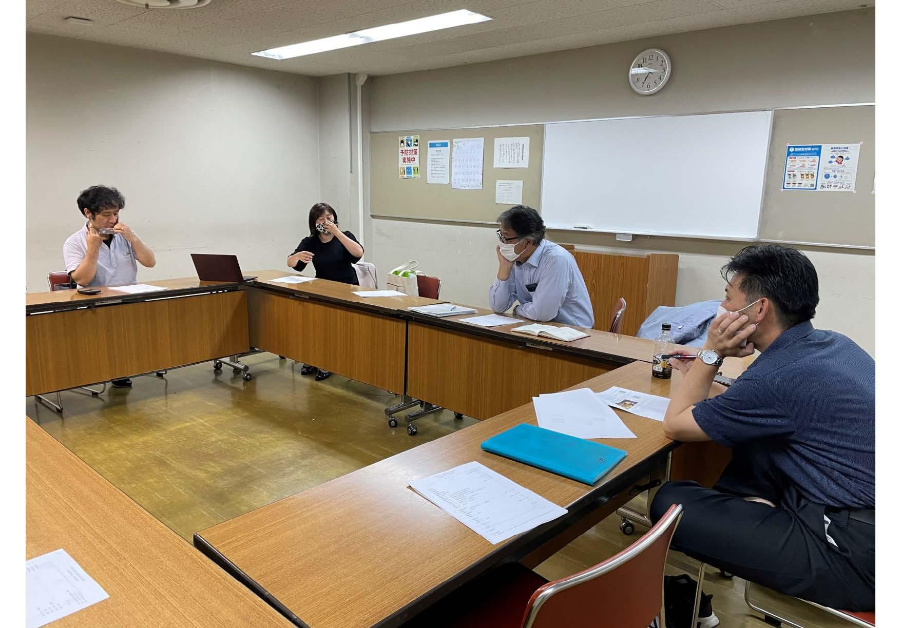 2021/05/19 古民家再生協会岐阜例会