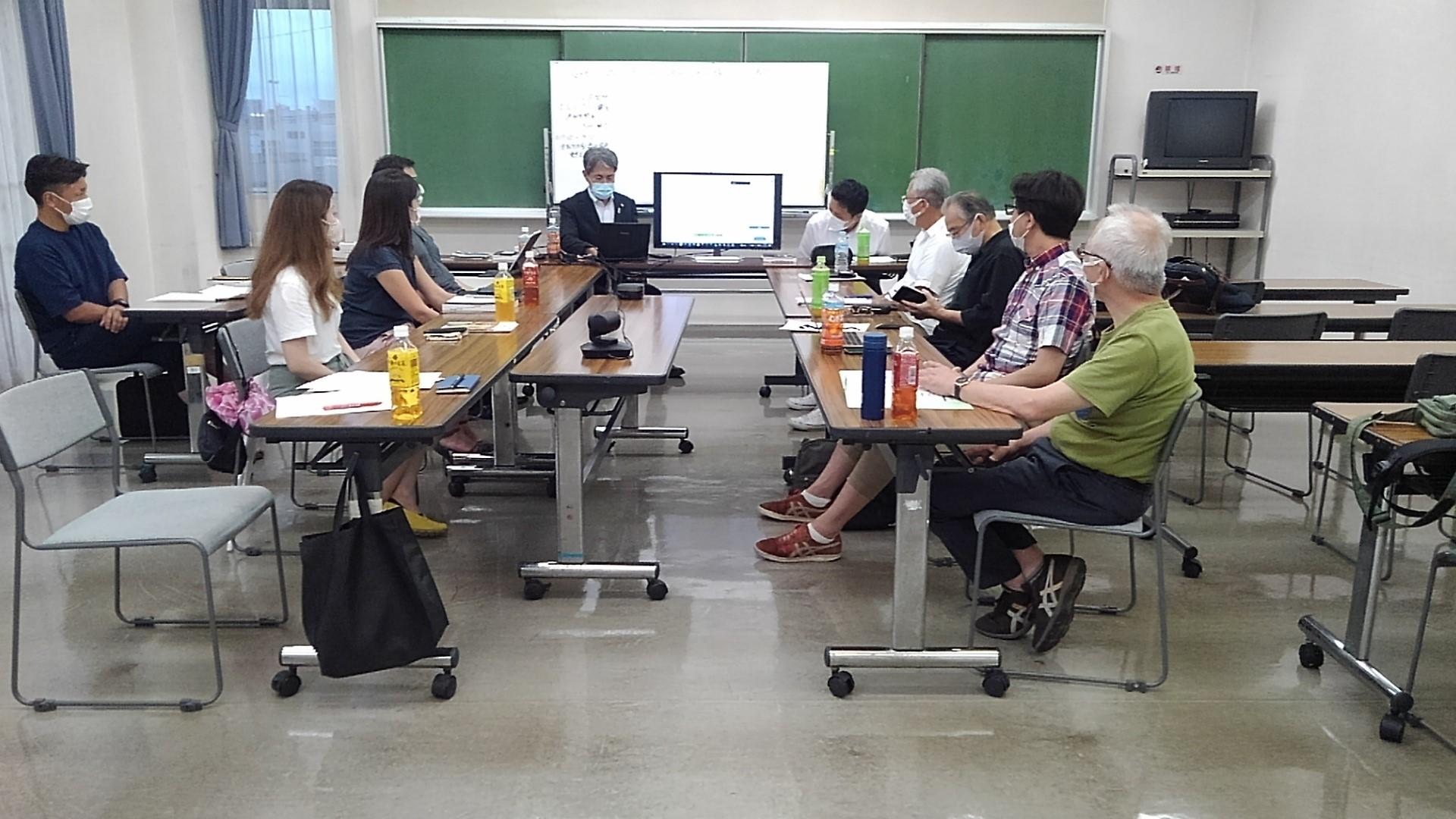 2021/08/07 古民家再生協会東京例会