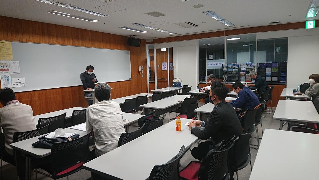 2021/03/22 静岡県古民家再生協会例会