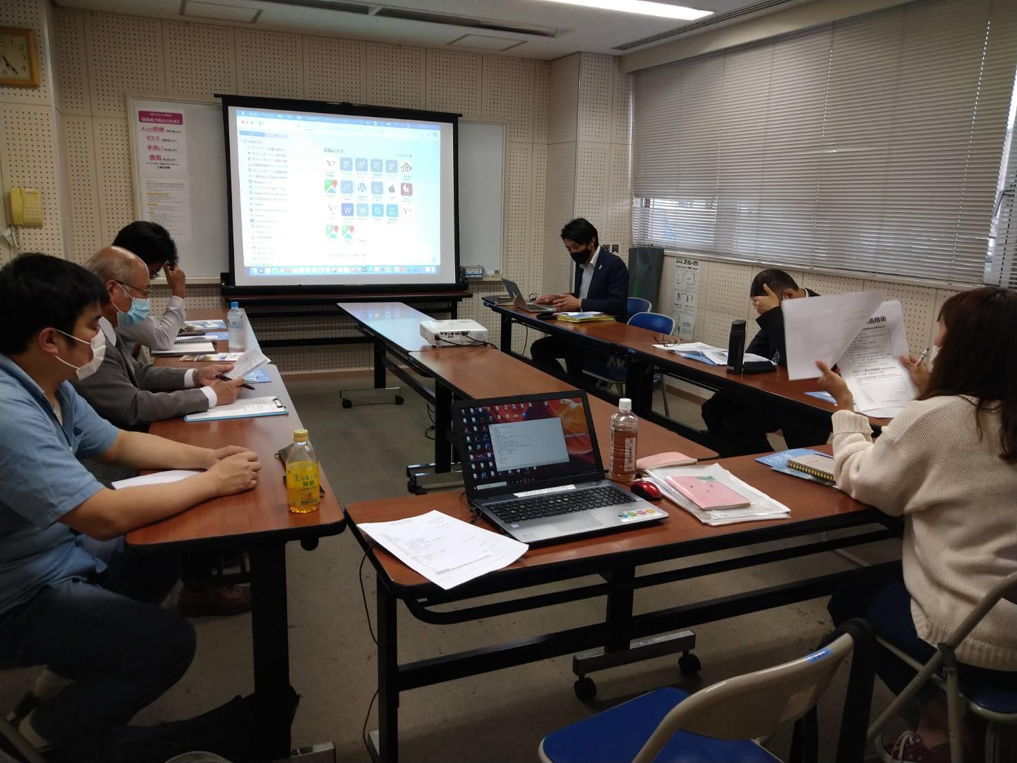 2021/05/07 古民家再生協会広島例会