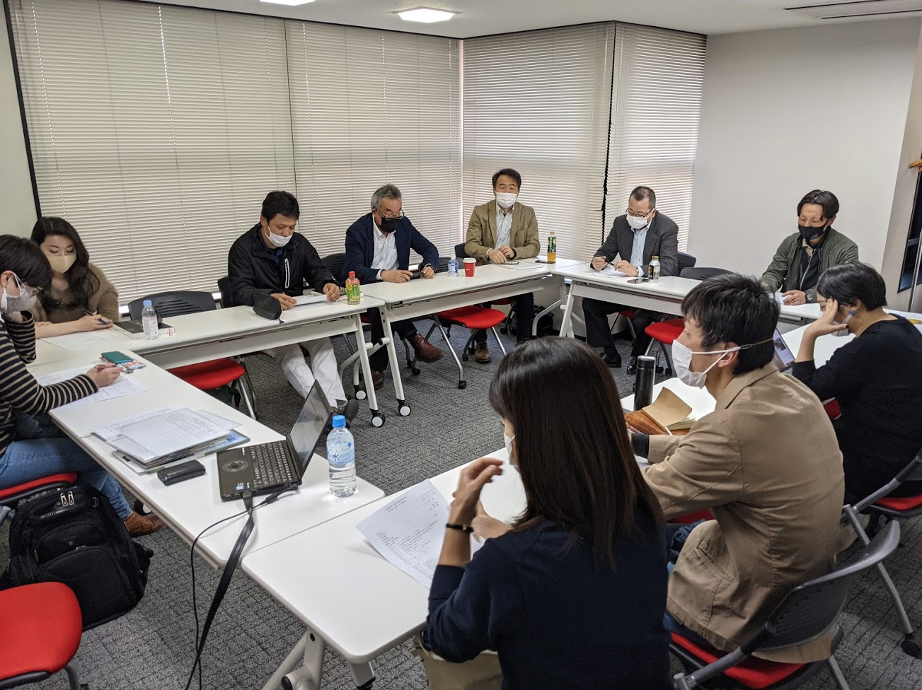 2021/04/10 古民家再生協会東京例会