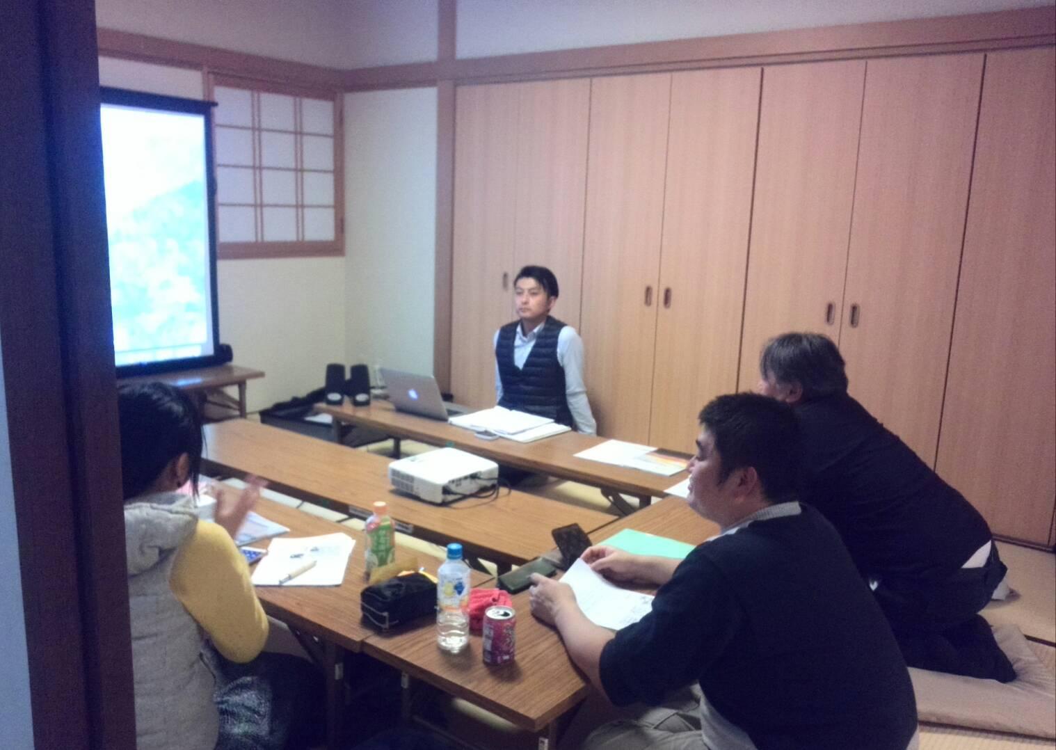 2019/01/11 広島第一支部 例会