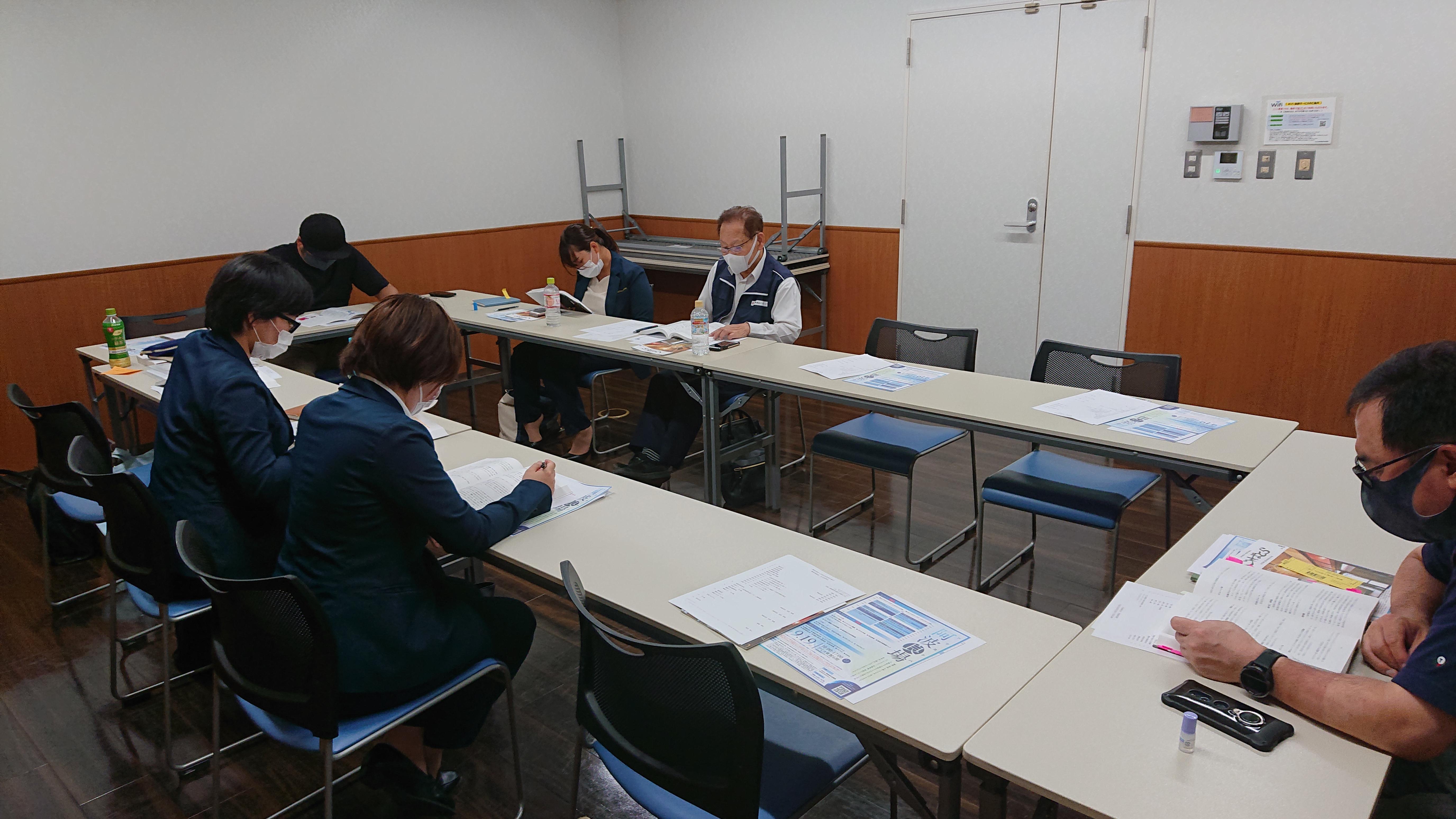 2021/08/03 徳島県古民家再生協会例会