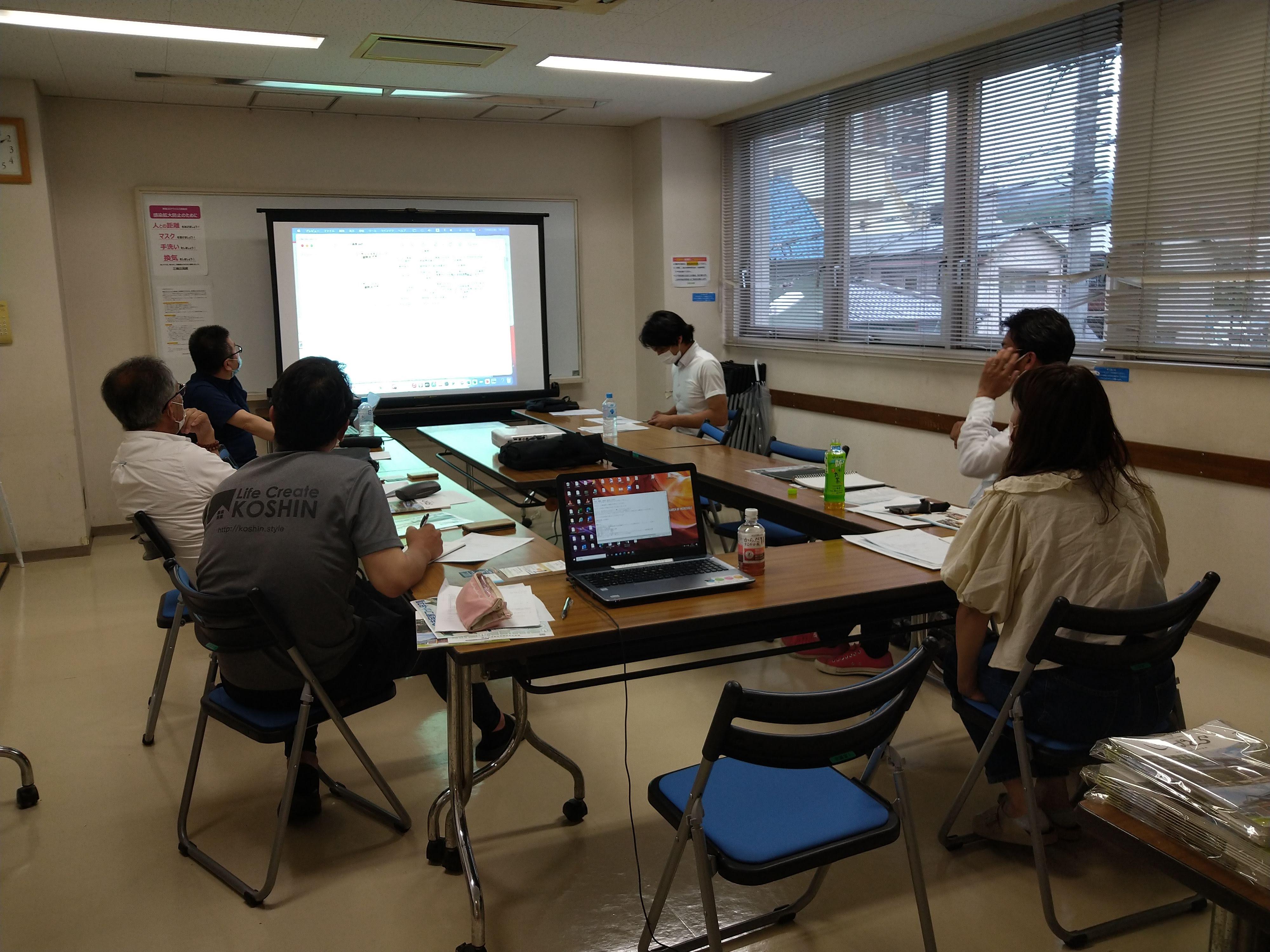 2021/07/09 古民家再生協会広島例会