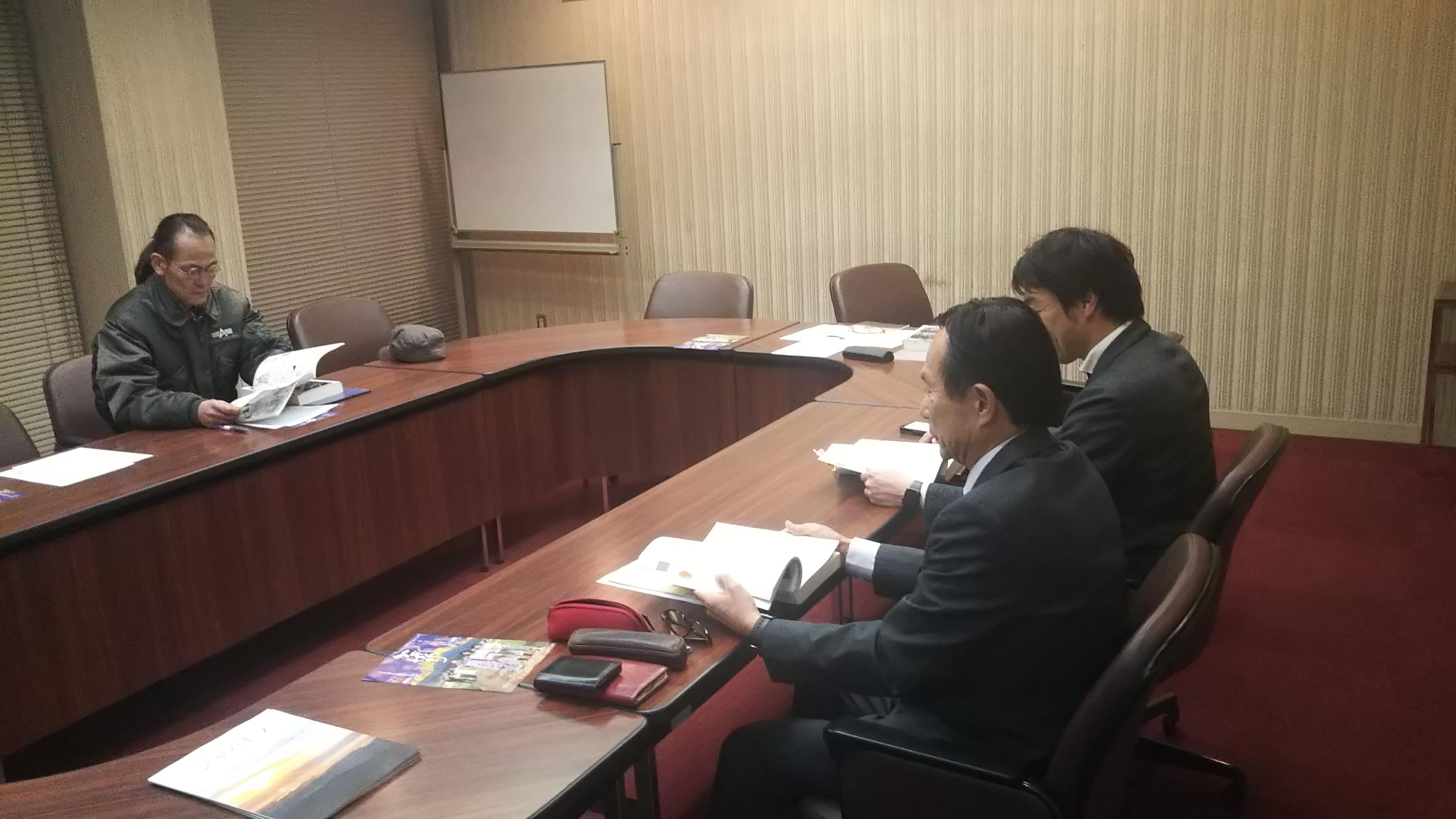2019/01/15 奈良第一支部 例会