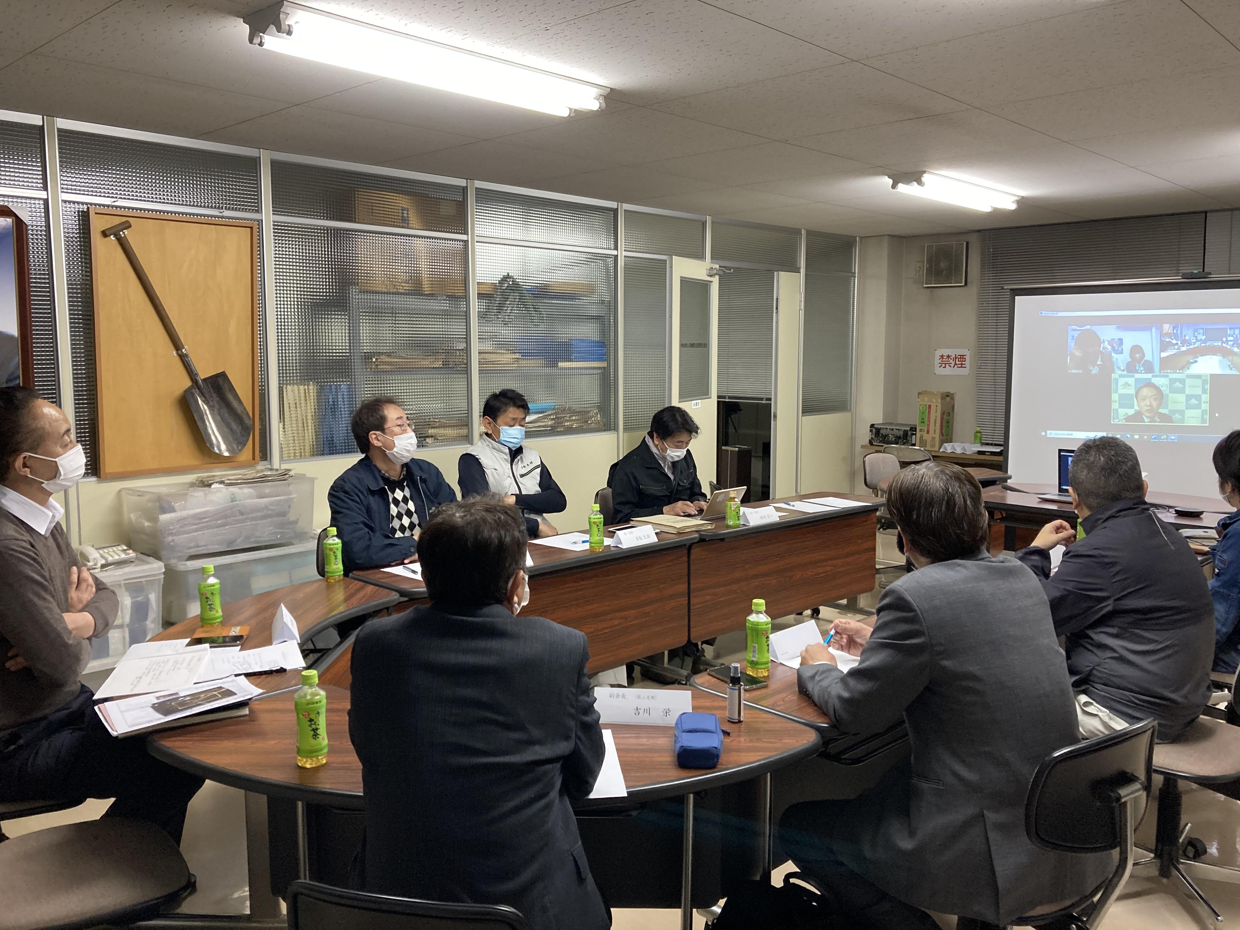 2021/03/24 茨城県古民家再生協会例会