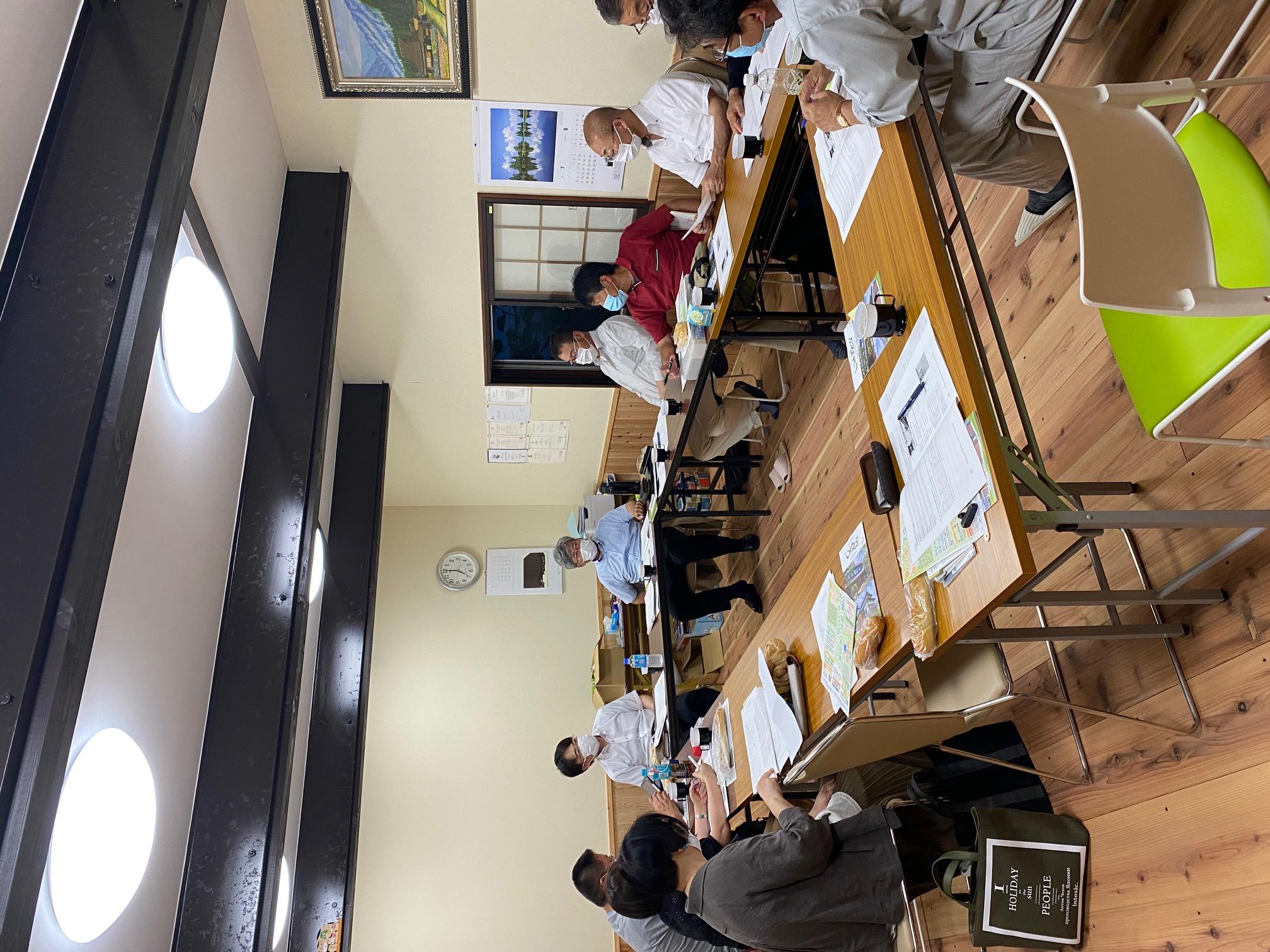 2021/07/06 古民家再生協会福島例会
