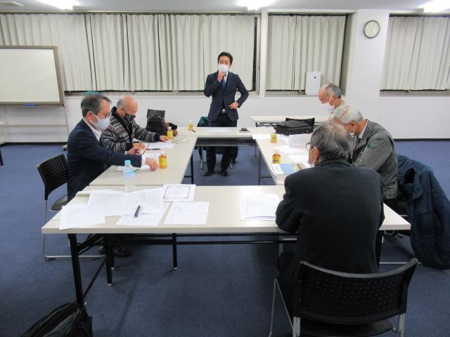 2021/01/13 山形県古民家再生協会例会