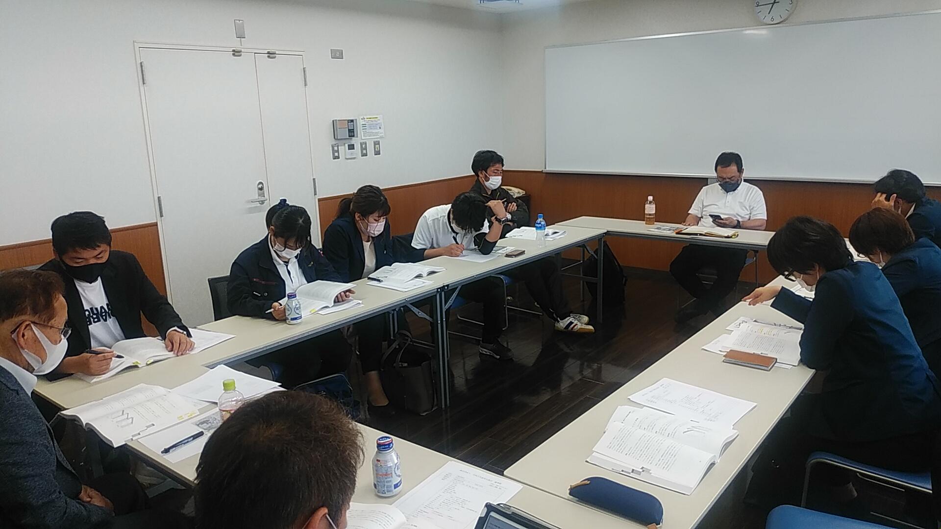 2021/06/14 徳島県古民家再生協会例会