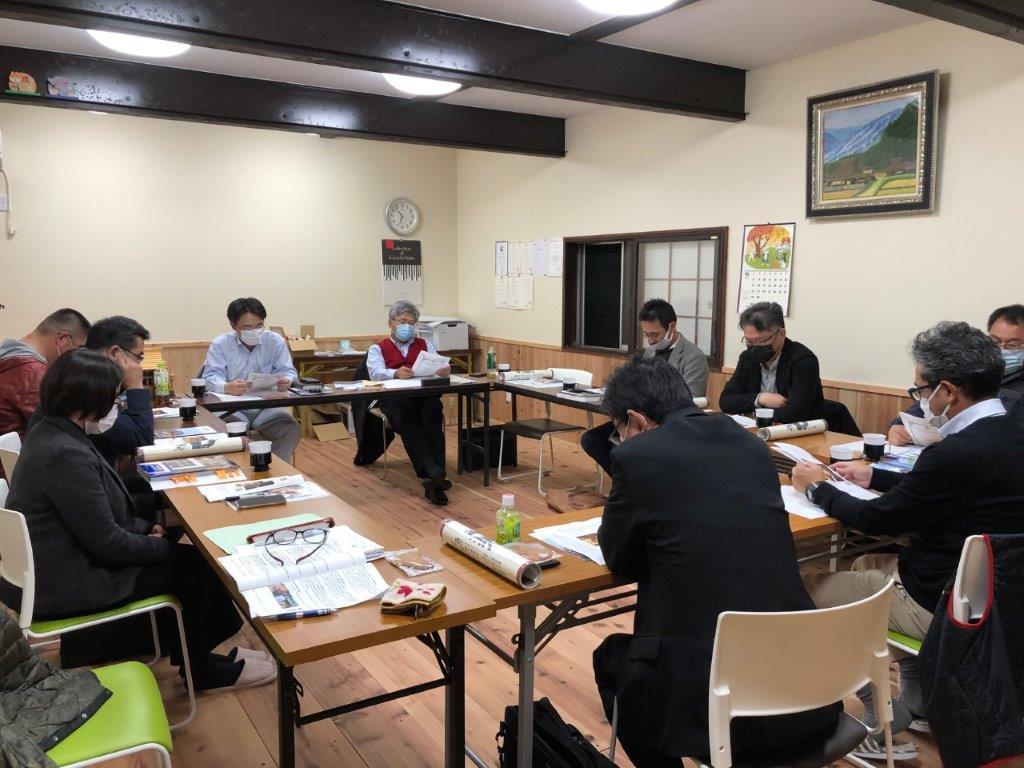 2020/11/03 古民家再生協会福島例会