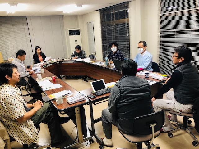 2019/01/09 茨城第一支部 例会