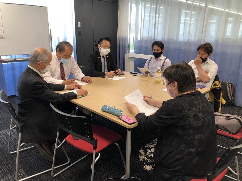 2021/04/05 福岡県古民家再生協会例会